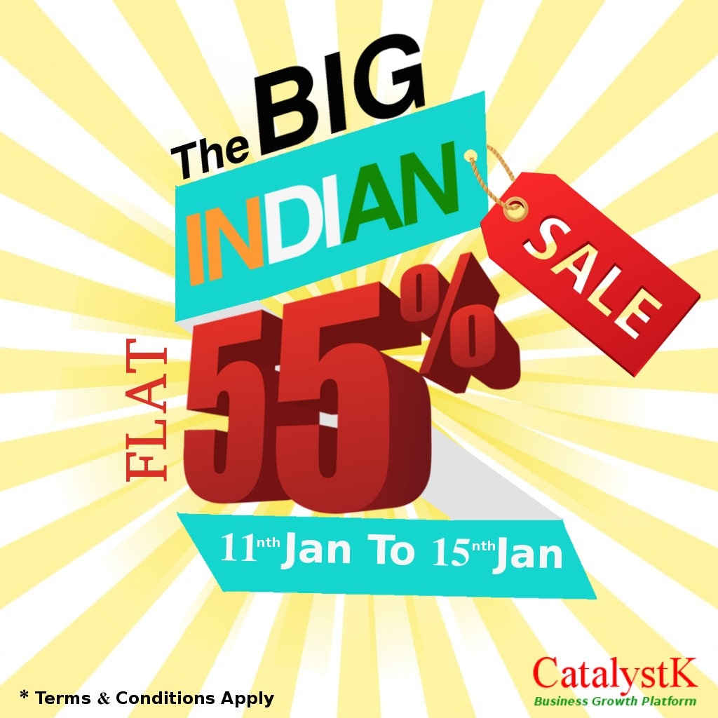 The big Indian Sale